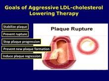 Aggressive LDL-c Lowering Therapy
