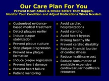 Our Care Plan