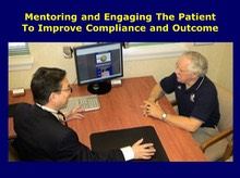 Patient Mentoring and Clinical Outcomes